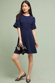 flutter style dress shoshanna flutter sleeve dress style sponsored anthrofave your