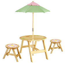 Ikea Children S Table And Chairs Sets Furniture Appealing Small Kids Wooden Round Picnic Table Design