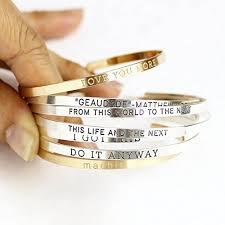 personalized cuff bracelet gold cuff bracelet personalized silver cuff bracelet