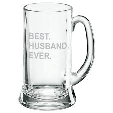 Best Mug by Engraved Best Husband Ever Beer Mug Giftsmate