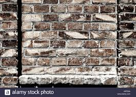 old brick wall for texture or background dark color