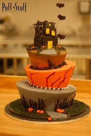 Funny Halloween Cakes by