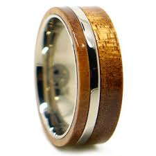 wood mens wedding bands wood rings
