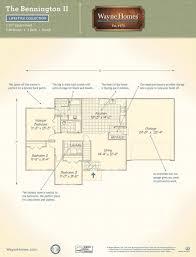 Us Homes Floor Plans by Homes Alexandria Floor Plan Wayne Homes Floor Plans Crtable