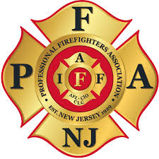 New Jersey State Flag Colors Professional Firefighters Of New Jersey
