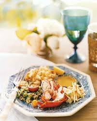 lobster recipes martha stewart