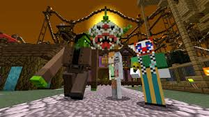 minecraft halloween 2015 mash up pack on ps3 official