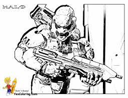 stunning halo reach coloring pages photos within 5 itgod me