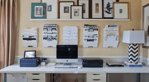 Design Essentials Home Office | essentials to have in your home office design