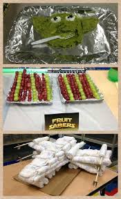 wars baby shower ideas wars baby shower dipped pretzels like light sabers galaxy