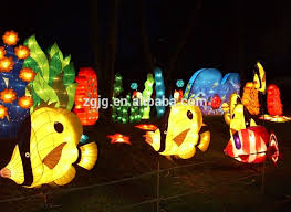 new year lanterns for sale new design float for decoration theme park lantern for sale