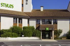 Hotel Aire Autoroute Hôtel Ibis Styles Niort Poitou Charentes France Vouillé
