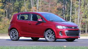 chevy sonic 2017 chevy sonic review more boom than bust