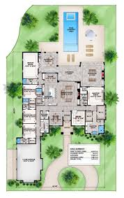 outdoor living floor plans contemporary house plan with outdoor living and dining areas