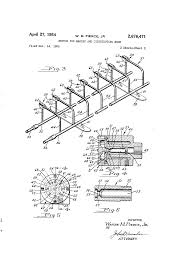 patent us2676471 method for making and distributing snow