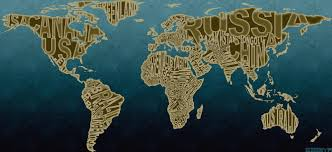 World Map Desktop Wallpaper political world map desktop wallpaper