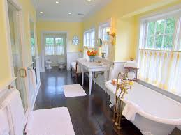 Gray And Yellow Bathroom by Starting A Bathroom Remodel Hgtv