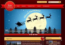 amazing wordpress themes for 2015 christmas free and premium