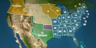 mexico map 1800 map of us border changes business insider