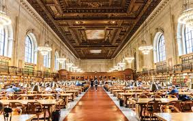 Library Colors How Citizen Action Saved The New York Public Library The Nation