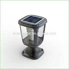 lighting solar power led lighting l post price list