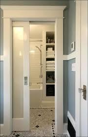 Bathroom Doors Ideas Glass Bathroom Doors Engem Me