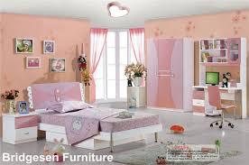 2018 mdf teenage child children kids bedroom furniture set