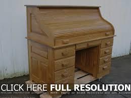 Old Roll Top Desk Oak Crest Roll Top Desk Value Best Home Furniture Decoration