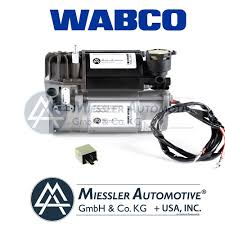 bmw beamer bmw beamer e39 compressor original wabco replacement air suspension 3