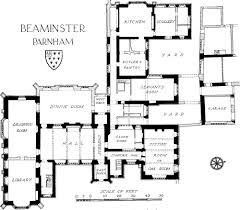 parham park floorplan env wyvery college pinterest