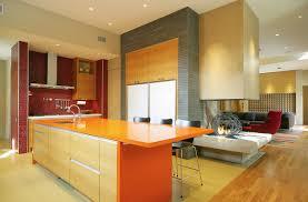 kitchen design wonderful orange kitchen doors orange paint