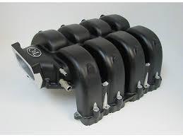 mustang intake manifold c l mustang intake manifold 98418 05 10 gt free shipping