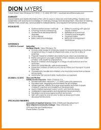 babysitting sample resume resume profile example resume profile