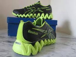 Jual Reebok Zigtech Original harga jual sepatu running reebok zigtech shark 3 0 hitam hijau