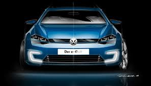 volkswagen golf wallpaper weekly wallpaper volkswagen u0027der e golf u0027 ecomento com