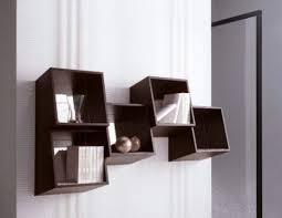 Bookcase Shelf Support Modern Black Brackets Decorative Shelf Satin Nickel Bracket Pair