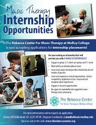 the rebecca center internship opportunities