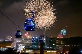 5 spots to watch 2017 countdown fireworks up close around sentosa