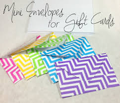 how to make envelopes 365 designs how to make mini envelopes for gift cards using
