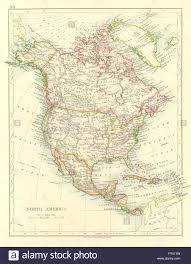 Mexico Political Map by North America Political Greenland Usa Canada Mexico Johnston