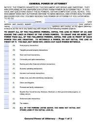 free general power of attorney oklahoma form u2013 adobe pdf