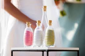 Sand Vases For Wedding Ceremony How A Sand Ceremony Works Howstuffworks