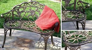 Cool Garden Bench Antique Rose Garden Bench Really Cool Chairs