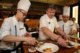 cuisine gordon ramsay todayonline gordon ramsay praises s pore s exciting food