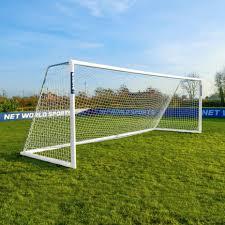 21 x 7 forza alu110 freestanding soccer goal forza goal usa