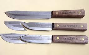 hickory kitchen knives kephart knife diy hickory project page 2 bushcraft usa forums