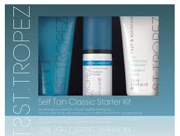 amazon com st tropez self tan starter kit luxury beauty