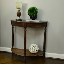 charming half moon console tables 78 on diy console table plans