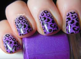 different color purples top 7 best purple nail designs ideas for winter entertainmentmesh