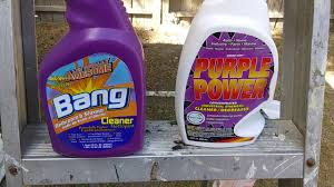 la awesome degreaser purple power vs la awesome melt